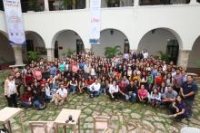Learning expedition Mexique - étudiants Ciffop et UADY